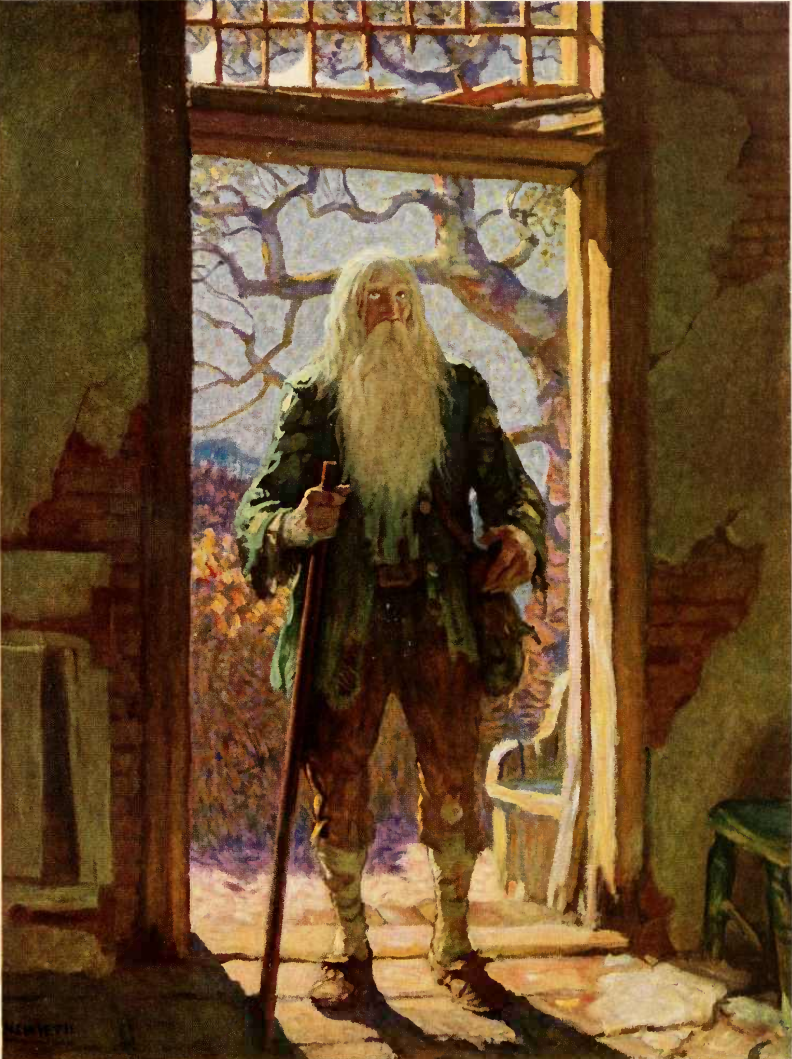 rip van wrinkle Rip van winkle, however, was one of those happy  which were a perfect babylonish jargon to the bewildered van winkle the appearance of rip, with his long,.